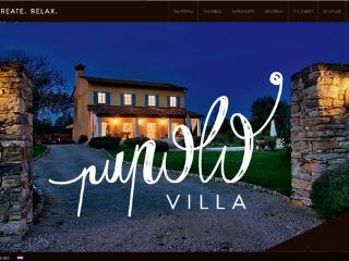 Villa Pupolo with pool Groznjan -Istra Croatia - Groznjan vacation rentals