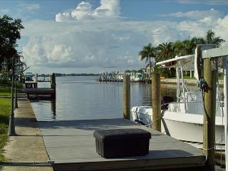 Bring Your Kayak or Boat! House on Salt Water - Port Charlotte vacation rentals