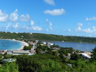 Bayview Villa, Sandy Ground. Unbelievable views - Sandy Ground vacation rentals