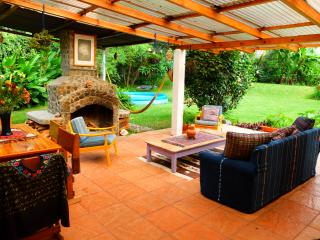 Perfect location, for families / groups, quiet. - Panajachel vacation rentals