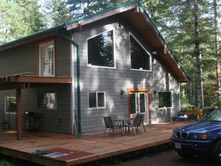 Beautiful new house in the forest - Black Creek vacation rentals
