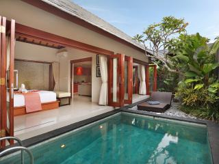 One Bedroom Villa with Private Pool and Jacuzzi - Legian vacation rentals