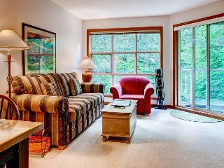 Aspens #321, 1 Bdrm, Ski-in Ski-out, Serene Forest View, Free Wifi - Whistler vacation rentals