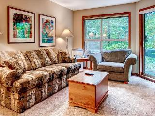 Aspens #125, 2 Bdrm, Ski-in Ski-out, Serene Forest View, Free Wifi - Whistler vacation rentals