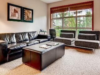 Aspens #549, Top Floor 2 Bdrm, Ski in Ski out, Mountain View, Free Wifi, BBQ - Whistler vacation rentals
