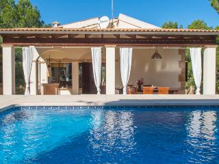 Elegant holiday house with a lot of privacy, pool - Son Serra de Marina vacation rentals
