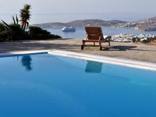 Villa Karma with private pool next to Parikia - Parikia vacation rentals