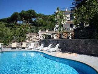 Villa Relax with garden & swimming pool - Sant'Agata sui Due Golfi vacation rentals