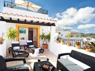 Incredible Double Terrace House with Sea View! - Ibiza Town vacation rentals