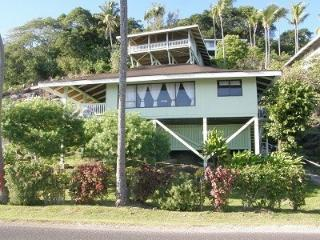 Beautiful house in front of the beach - Faanui vacation rentals