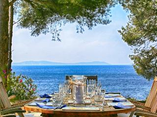 French Riviera Villa with Private Beach Access - Villa Le Dattier - Cavalaire-Sur-Mer vacation rentals