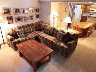 Large & Light 2 bedroom + loft 2.5 bath near the meadow & golf course, WiFi - Mammoth Lakes vacation rentals