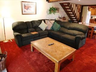 2 Bedroom + Loft, 2 Bathroom Townhome, On Shuttle Route - Mammoth Lakes vacation rentals