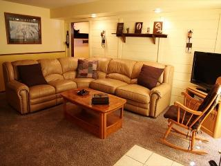 2 bedroom, 2 bathroom sleeps up to 10, On Shuttle route - Mammoth Lakes vacation rentals