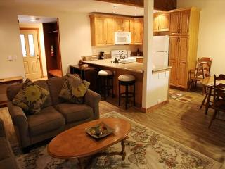 1 Bedroom + Loft/2 Bathroom, Completely Remodeled, WiFi included! - Mammoth Lakes vacation rentals
