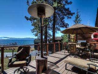 Lakefront 4BR Kings Beach Condo with Panoramic Views - Kings Beach vacation rentals