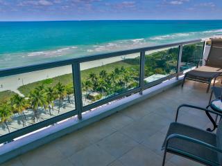 Huge Modern Corner 2BR/2BA Suite, 1500sf - Miami Beach vacation rentals