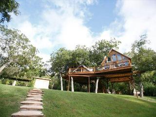 #1 Sweet Medicine Cabin - Retreat into Peace and Nature - Geronimo Creek - Seguin vacation rentals