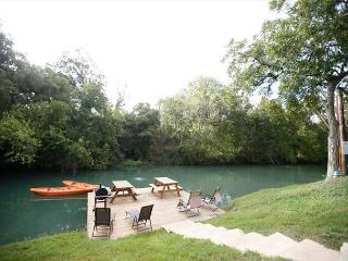 Homestead Haus - Retreat into Peace and Nature - Geronimo Creek - Seguin vacation rentals