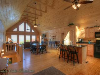 Comfortable House with DVD Player and Wireless Internet - Banner Elk vacation rentals