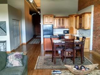 Downtown Loft Style Condo - Hastings vacation rentals
