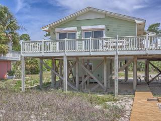 3 Bedroom, 2 bathroom Beachfront Cottage - Cape San Blas vacation rentals
