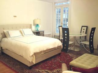 LA  MASON DU JARDIN LUX 3 BR CENTRAL PARK/FIFTH AV - New York City vacation rentals