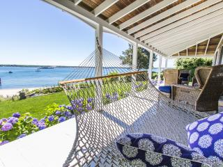 JEWER - West Chop Waterfront,  Private Beach on Sound and Private Beach Rights - Vineyard Haven vacation rentals