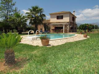 Finca con piscina, barbacoa y jardín en Inca.9pax - Inca vacation rentals
