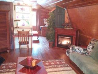 SEAY'S ESCAPE on CRAIG CREEK at theNATIONAL FOREST - Eagle Rock vacation rentals