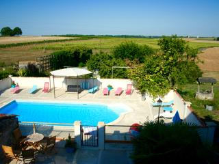 Perfect 1 bedroom Gite in Jonzac - Jonzac vacation rentals