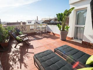 ATIC WITH TERRACE - Malaga vacation rentals