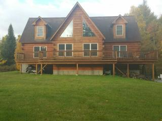 Log Home w/ first class amenities near OKEMO Mtn - Mount Holly vacation rentals