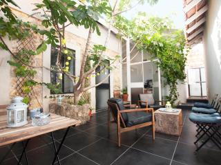 Beautiful houses in Neve Tzedek for 17 guests - Jaffa vacation rentals