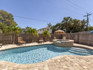 Island Charm is your Tropical Pool Home in Paradise - Code: Island Charm - Fort Myers Beach vacation rentals