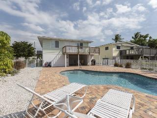 Beach Nuts Canal Home with New Pool by the Pier open Dec 27th 6 Nights! - Code: Beach Nuts - Fort Myers Beach vacation rentals