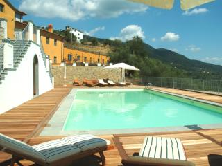 Bellavista 1 up to 5, with pool, Wifi and view - Matraia vacation rentals