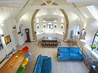 5 Star Uber Cool Converted Church - Oswestry vacation rentals