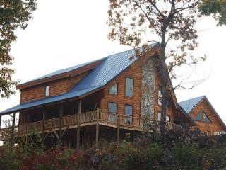 Blue Ridge Mountain View - North Carolina Cabin - Dobson vacation rentals