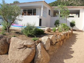 Villa neuve 4ch,3sdb piscine vue mer, plages 1,3km - Sainte Lucie De Porto Vecchio vacation rentals