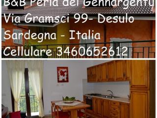 B&B PERLA DEL GENNARGENTU-DESULO - Desulo vacation rentals