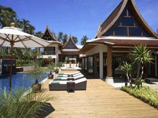 Baan Chom Tawan Villa, Dhevatara Cove - Lipa Noi vacation rentals