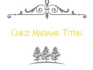 Chez Madame Titus : meublé de tourisme 3 étoiles - Crepy-en-Valois vacation rentals