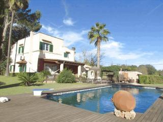 Cómoda casa  para 8 personas con piscina y Wifi - Sencelles vacation rentals