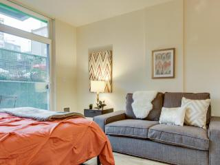 Modern, studio-style condo perfect for two + a dog! - Seattle vacation rentals