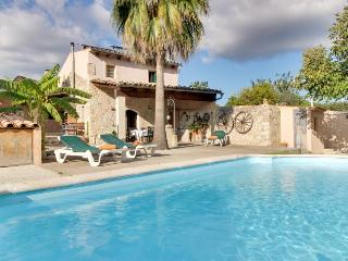 Beautifully restored country farmhouse with a private pool! - Sant Joan vacation rentals