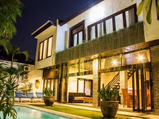 Villa Ashmik, Best Location, Pool Fence - Seminyak vacation rentals