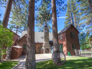 Lakefront Historic Cabin with Spectacular View ~ RA3667 - Glenbrook vacation rentals