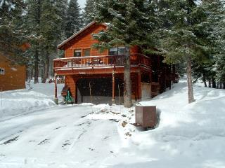 Quiet Cabin on Cross Country Trails! ~ RA47483 - Tahoe City vacation rentals