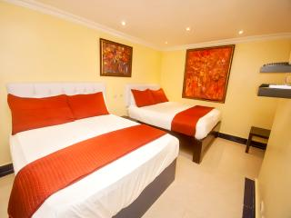 Deluxe room at RIG hotel boutique Puerto Malecon - Santo Domingo vacation rentals